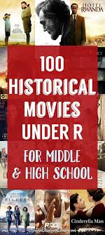 17 best ideas about high school high school historical movies for middle school and high school under r