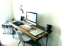 office desk modern. Plain Office Modern Rustic Office Furniture Reclaimed Wood Desk  To Office Desk Modern