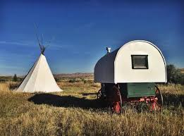 Small Picture Sheepherders Wagon Yellowstone Camping Lodging