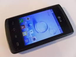 LG OPTIMUS L1 II E410i - 4GB - Black ...