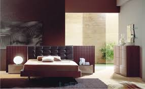 color design for bedroom. Best Design Luxurious Bedroom Brown Color Rounded Lamp For