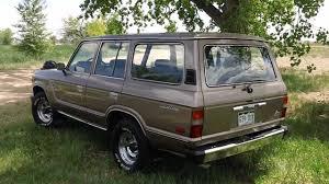 1987 Toyota Land Cruiser FJ60 For Sale - YouTube