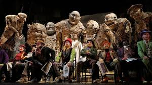Satyagraha At L A Opera Timelier Than Its Ever Been San