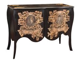 french heritage furniture. Interesting French French Heritage Furniture Medici Buffet A2421101Blk And P