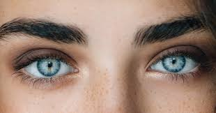 Pics Of Eyes Your Blue Eyes Arent Actually Blue Omgfacts