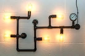industrial look lighting. Industrial Look Lighting Fixtures For Bathroom Inside Design 6 G