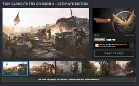 Ubisoft's The Division 2 dumps Steam for Epic Games Store