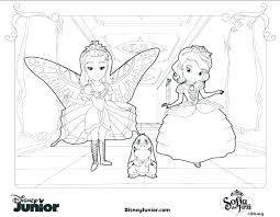 sophia coloring page princess free colouring pages sofia