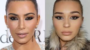 kim kardashian cannes inspired makeup tutorial shani grimmond you
