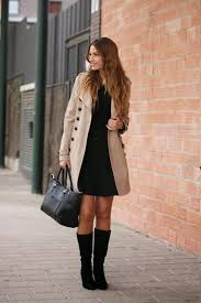 lady framboise in trench coat and bag from mango dress from mint berry