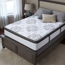 mattress king commercial. Serta Blue Diamond King Size Super Pillow Top Mattress Commercial