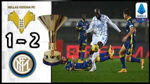 Hellas Verona FC 1 - 2 Inter | Highlights