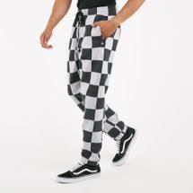 Vans Mens Checker Jacquard Fleece Pants