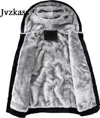 <b>Jvzkass</b> new Winter <b>Cotton</b> clothing jacket women plus velvet couple ...