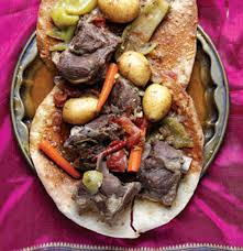 Lamb Stew Recipe Tharid Emirati Lamb Stew Recipe Saveur