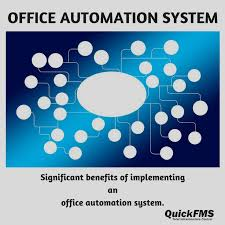 office automated system. Wonderful Automated Significant Benefits Of Implementing An Office Automation System  OfficeAutomation Inside Office Automated System