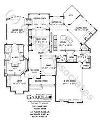 mediterranean style house plan 7 beds 9 5 baths 11027 sq ft plan New England Ranch Style House Plans fairmoore house plan 01164, 1st floor plan, craftsman style house plans, french new england style ranch home plans