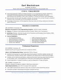 Engineering Resume Sample Civil Engineering Resume Examples Fresh Junior Network Engineer 2