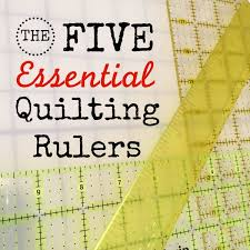 5 Essential Quilting Rulers for {Almost} Any Project - Right Sides ... & The 5 Essential Quilting Rulers for (Almost) Any Project | Right Sides  Together Adamdwight.com