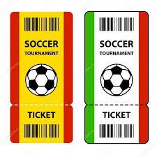 Free Football Invitation Templates Editable Football Ticket Template Free Templates Mjq3nzg