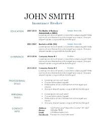 Resume Template Printable Best Of Resume Template Blank Blank Template Example Free Basic Blank Resume