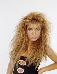 11 photos of the 80s hair and makeup