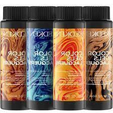 Redken Color Gels Lacquers Color Chart Redken Hair Color Permanent Gels For Sale Ebay