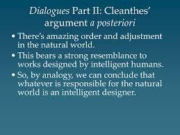 Design Argument Design Argument University Of Arizona