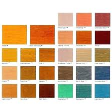 Wood Stain Colors Minwax Color Chart Deck Stain Color Charts Chart Download By Outdoor Minwax