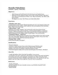 Fake Resume Best Fake Resume Examples Kenicandlecomfortzone