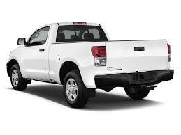 Image: 2011 Toyota Tundra Angular Rear Exterior View, size: 1024 x ...