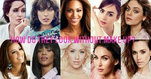 find out if the most beautiful woman in the world without makeup remains