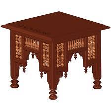 egyptian mashrabiya coffee table plan jpg