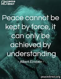 Quotes About Peace Custom Peace Quotes Peace Direct