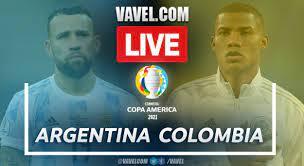 Colombia in Copa America 2021 ...