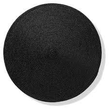 black round placemat  kmart