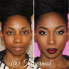 in as much as these transformations are shocking they can also inspire you to present yourself better or use make up to bring out your best given
