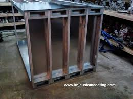 powder coating the complete guide how to build a powder coating oven Powder Coating Oven Schematics powder coating oven floor frame Homemade Powder Coating Oven