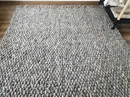 gray area rug 8x10 wool rug woven gray area rugs 8x10 handwoven rugs scandinavian light