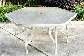 outdoor round side table oval outdoor dining set inch round patio table oval outdoor coffee table