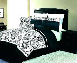 black and white damask bedding uk comforter set modern bedroom furniture reversi