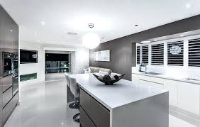 modern gray kitchen modern kitchen with dark gray cabinets and white solid surface modern grey kitchen cupboards
