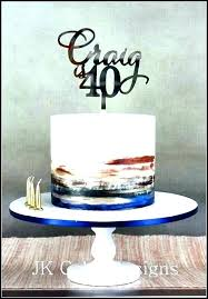 50th Birthday Cake Designs For Him Delicious Cake Recipe