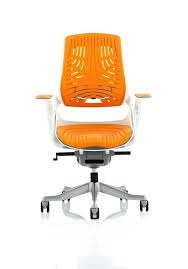 orange office chair australia nz
