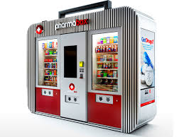 Kiosk Vending Machine Cool Pharmabox Kiosk Named 'most Innovative'