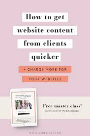 How To Get Web Design Clients Learn About My Brand New Approach To Client Homework How To