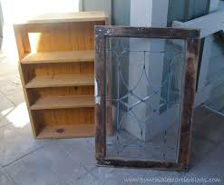 Making A Wall Cabinet Diy Old Window Wall Cabinet Cynthia Lee Cartier