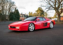 1994 Ferrari 512 Classic Driver Market