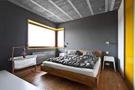 Unique Wood Floor Bedroom Decor Ideas Bedroom Decorating Ideas - Grey wall bedroom ideas