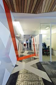 path san francisco office. Autodesk SF - Interpreted From The Streets Of San Francisco, Wall And Floor Graphics Define Corridor Main Circulation Path. Path Francisco Office H
